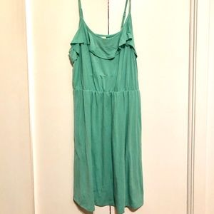 Teal Mossimo Dress • XL